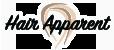 Hair Apparent Hair Salon Logo
