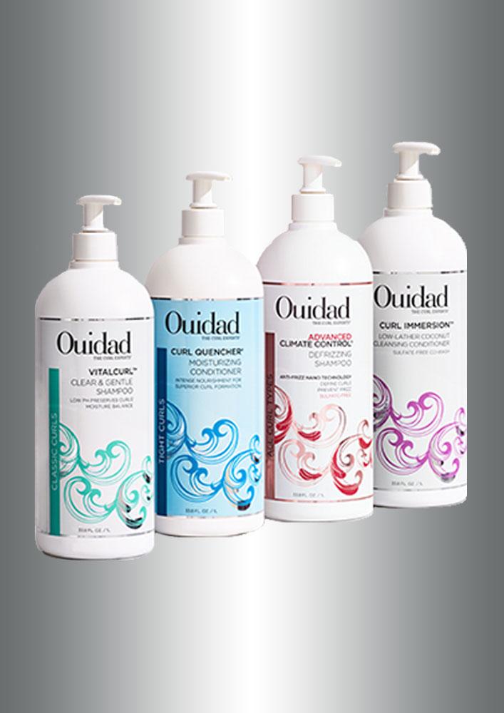 Hair Apparent Hair Salon Ouidad Products